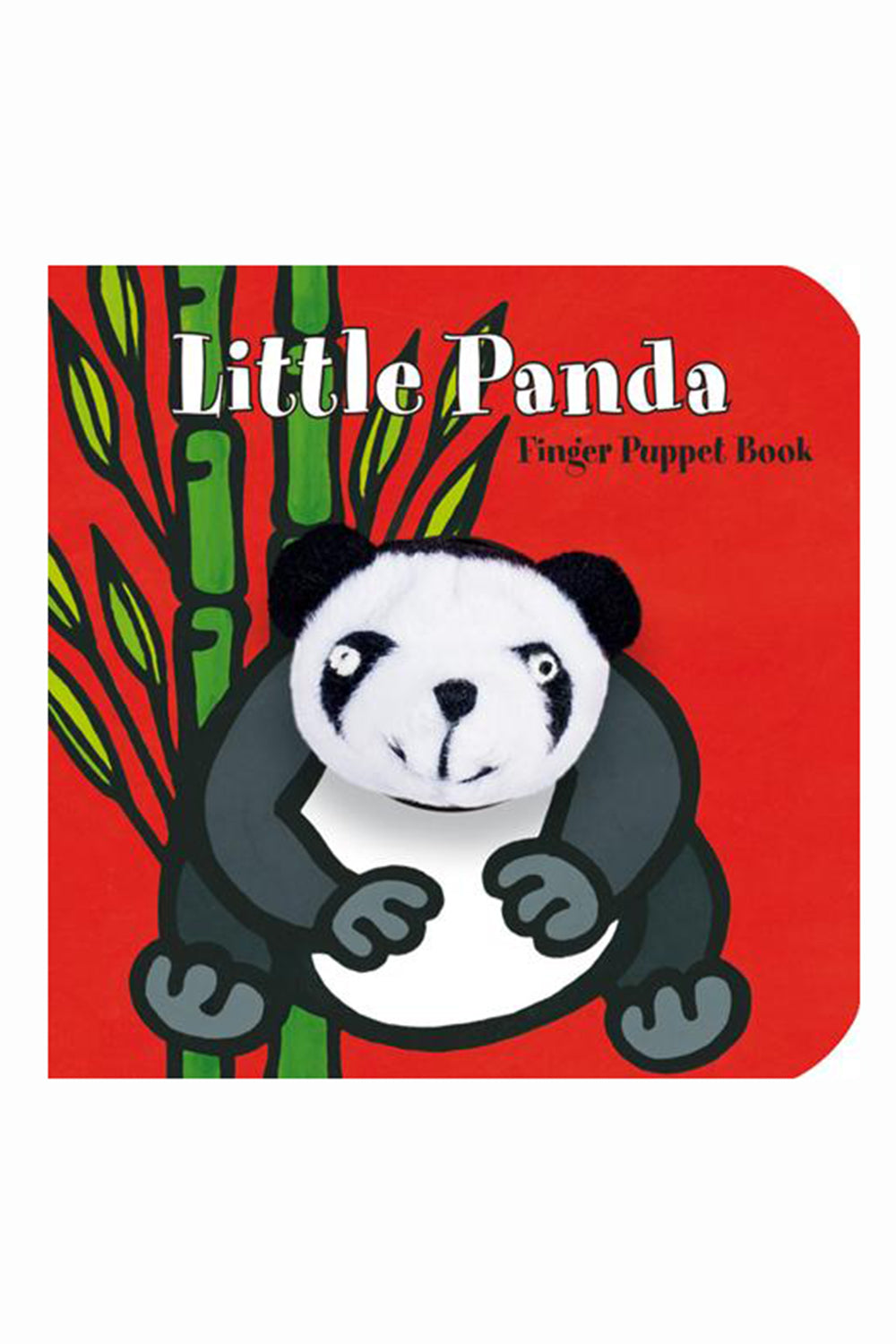 Finger Puppet Book - Little Panda