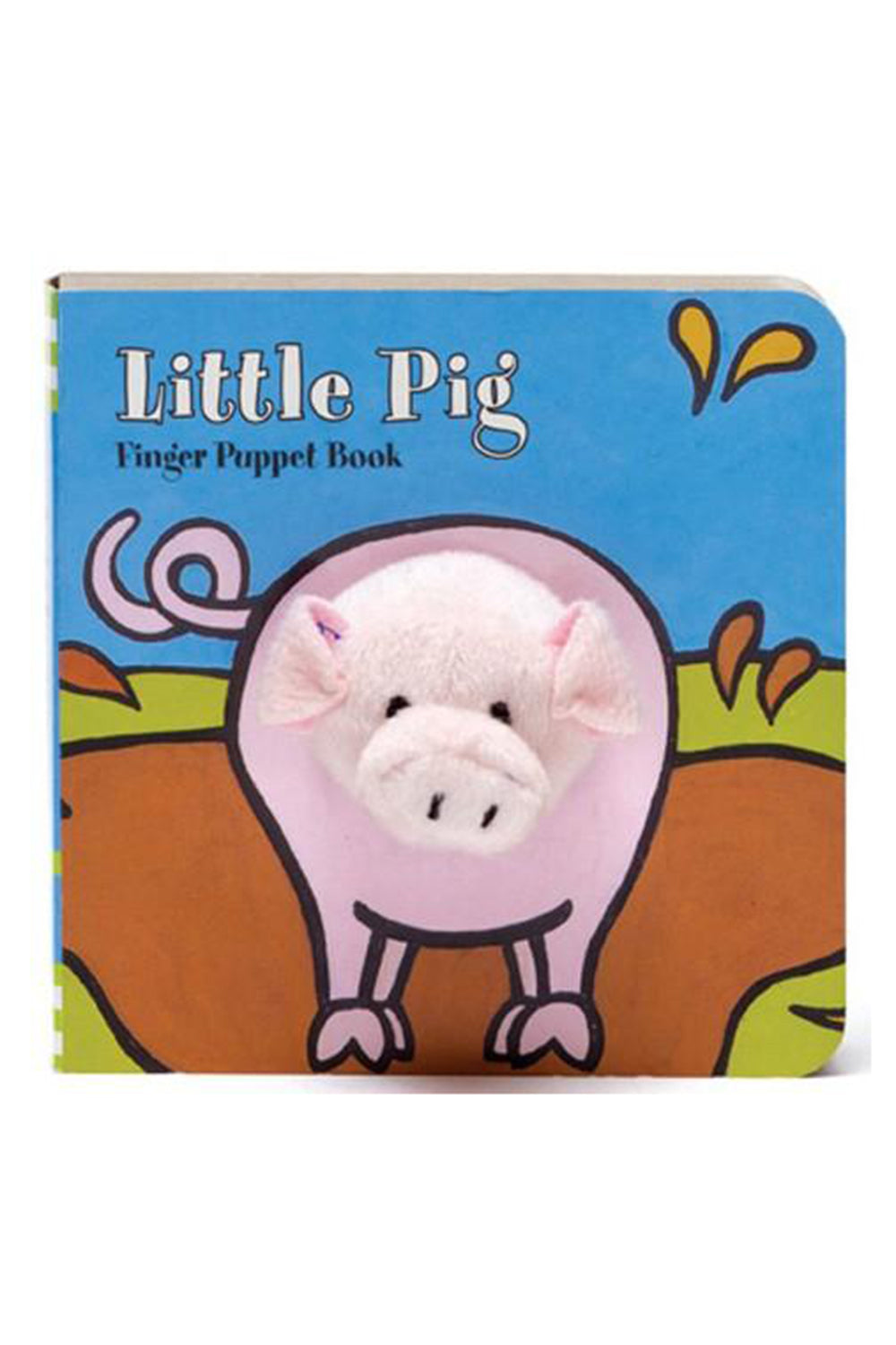 Finger Puppet Book - Little Pig