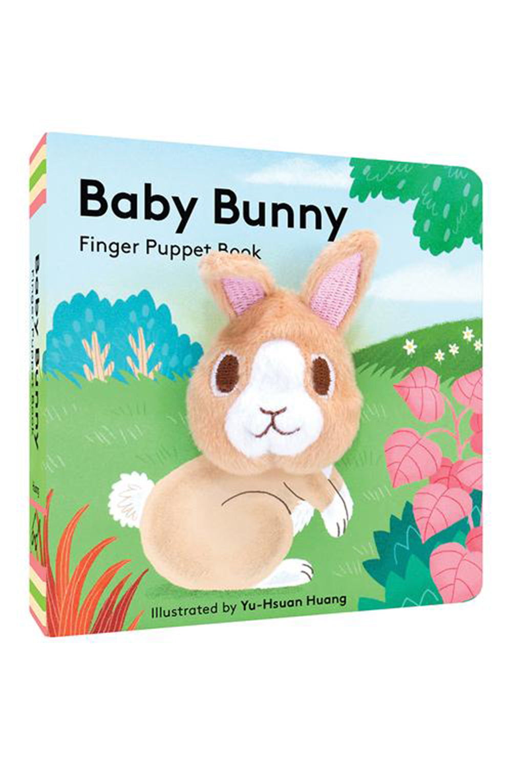 Finger Puppet Book - Baby Bunny