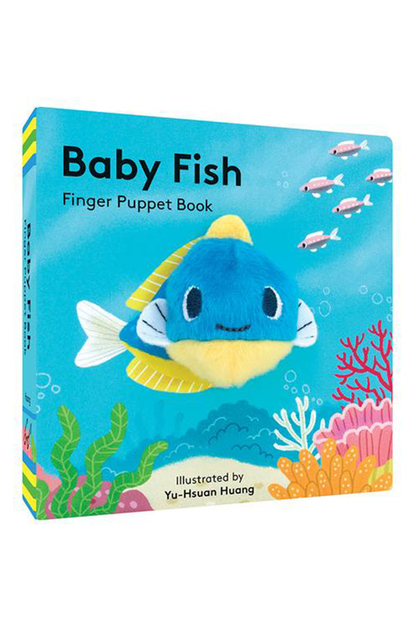 Finger Puppet Book - Baby Fish