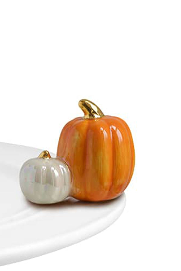 Nora Fleming Mini Attachment - Pumpkin Spice
