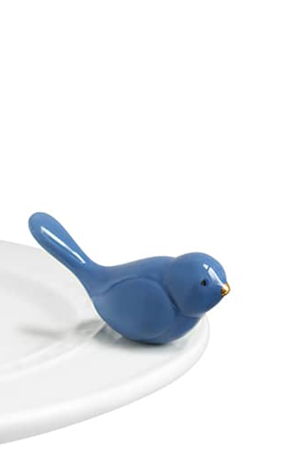 Nora Fleming Mini Attachment - Blue Bird of Happiness