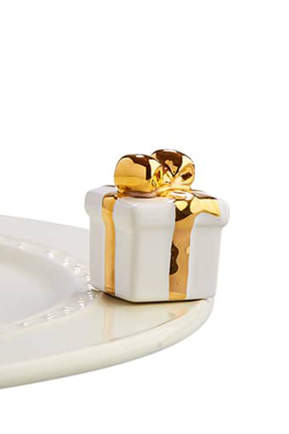 Nora Fleming Mini Attachment - Golden Wishes Gift