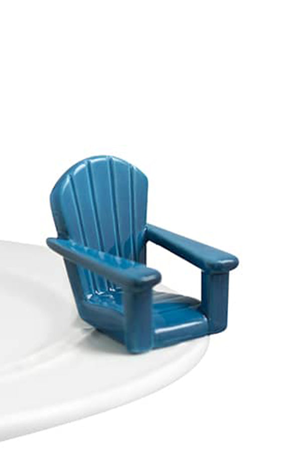 Nora Fleming Mini Attachment - Chillin Chair