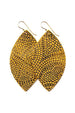 KEVA Grande Earring - Mosaic Butterscotch