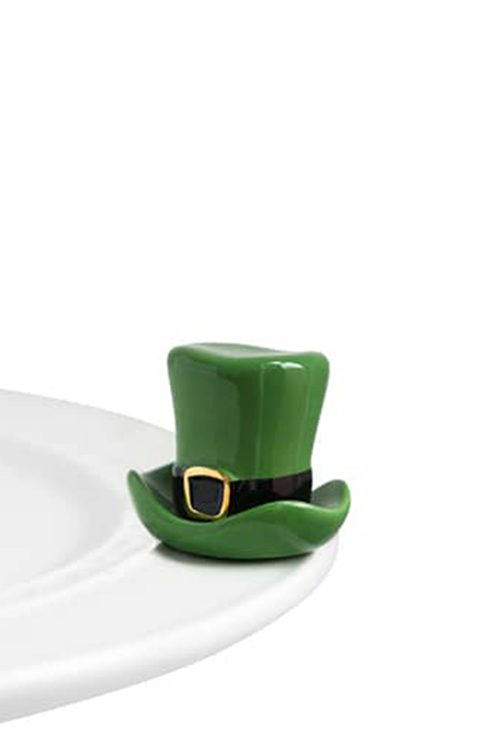 Nora Fleming Mini Attachment - Spot O Irish Leprechaun Hat