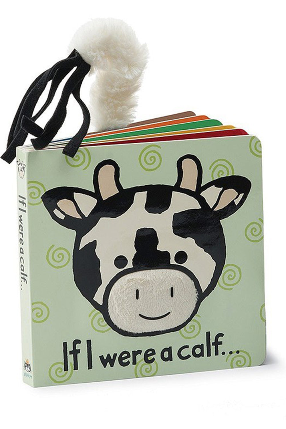 Jellycat Book - If I Were a Calf