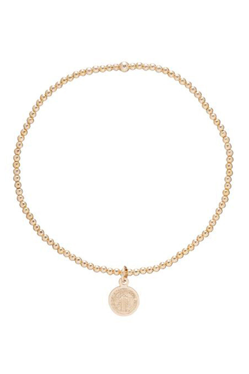 EN Blessing Small Bracelet - Gold