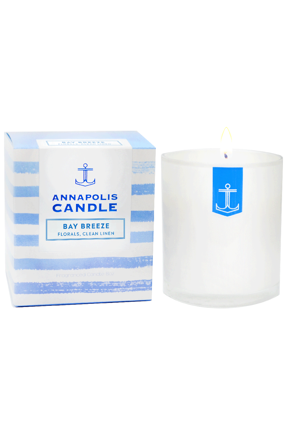 *NEW* Boxed Annapolis Candle - Bay Breeze