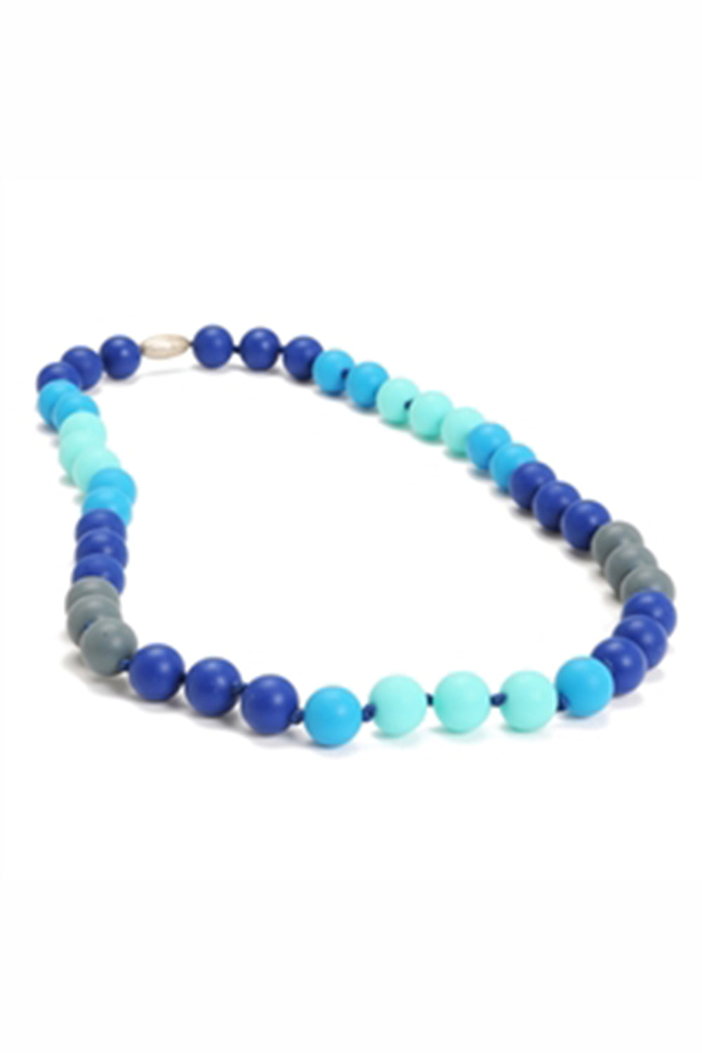 Bleecker Teething Necklace - Turquoise