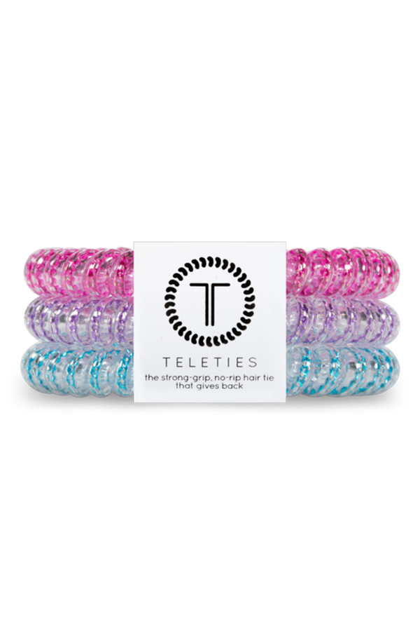 Teleties Hair Ties - Bling It On