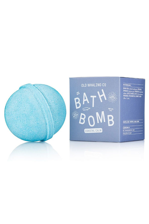 Boxed Bath Bomb - Coastal Calm