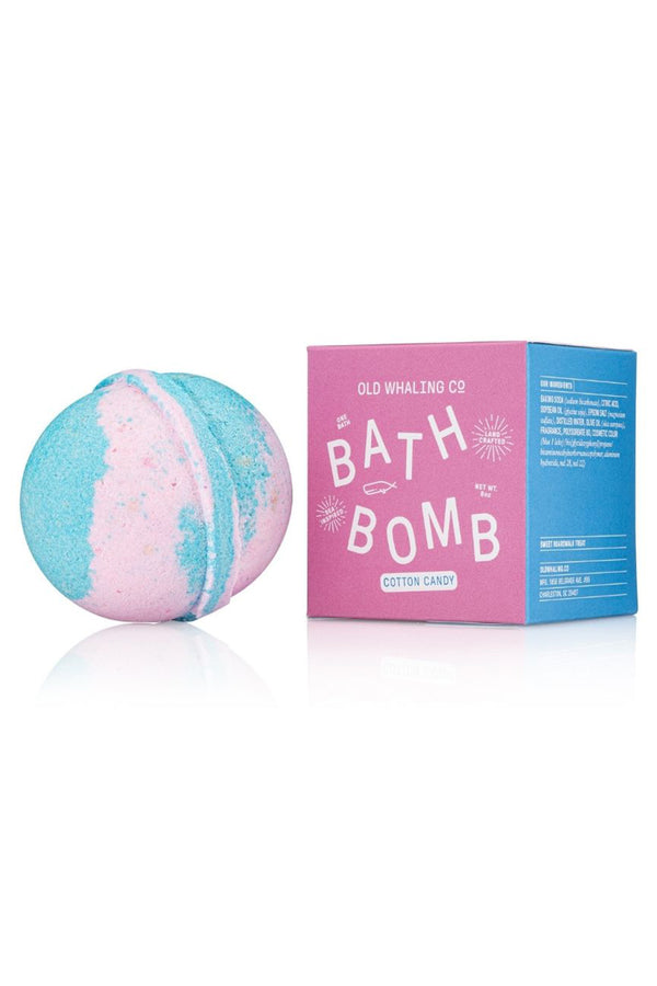 Boxed Bath Bomb - Cotton Candy