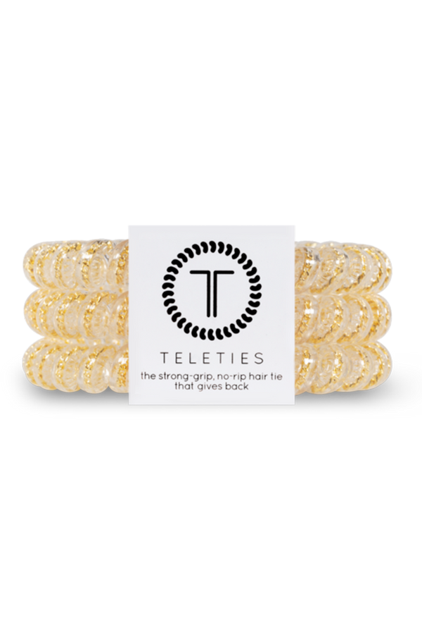 Teleties Hair Ties - Counting Karats