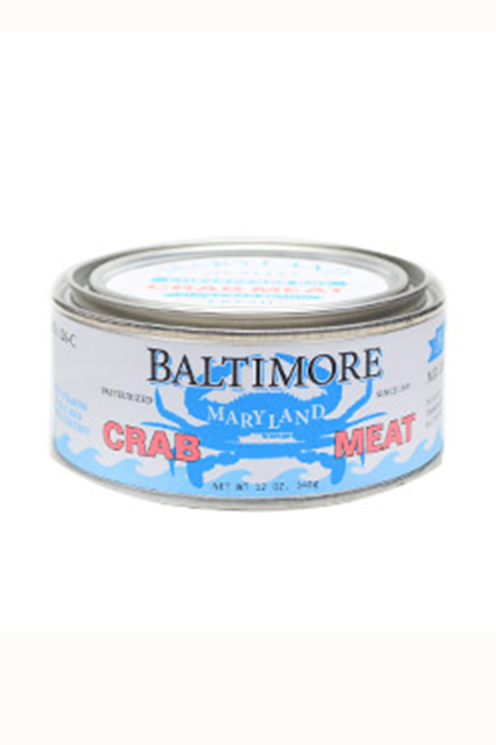 Vintage Can Candle - Chesapeake Crab