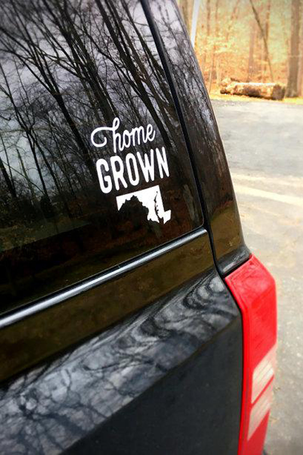Home Grown Maryland Sticker