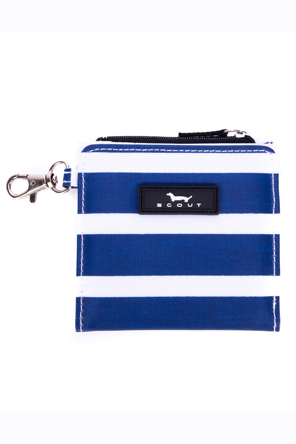 "NEW!! Cash Queen Mini Wallet - ""Nantucket Navy"" SEP20"