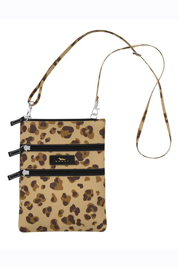 "Sally Go Lightly Crossbody Purse - ""Purr My Email"" SEP20"