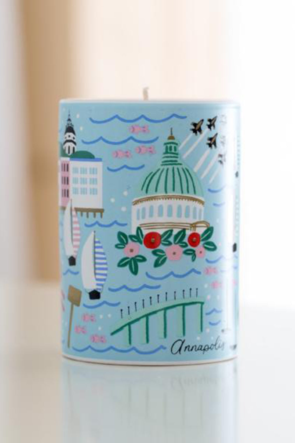 Destination Candle - Annapolis Naptown