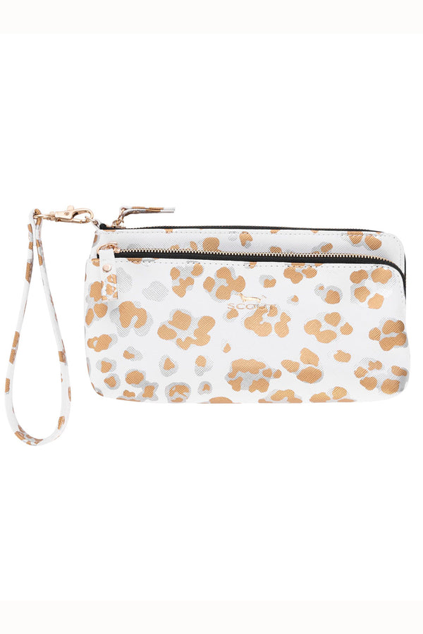 "Kelly Wristlet Wink - ""Kitty Glitter"" H19"