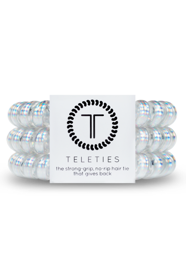 Teleties Hair Ties - Holla-graphic