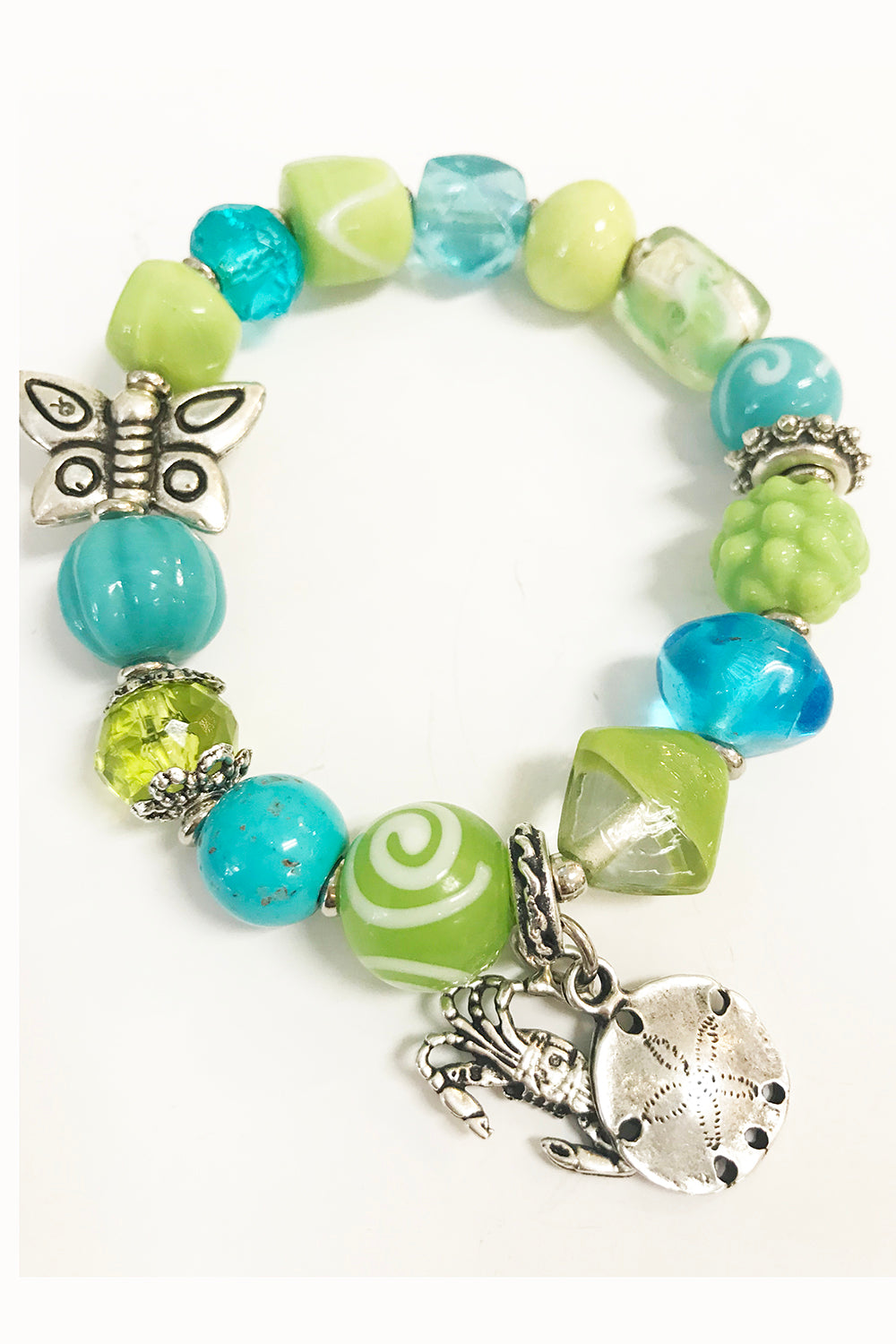 Niki Bracelet - Butterfly Kisses