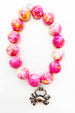 Power Beads by Jen Bracelet - Crab