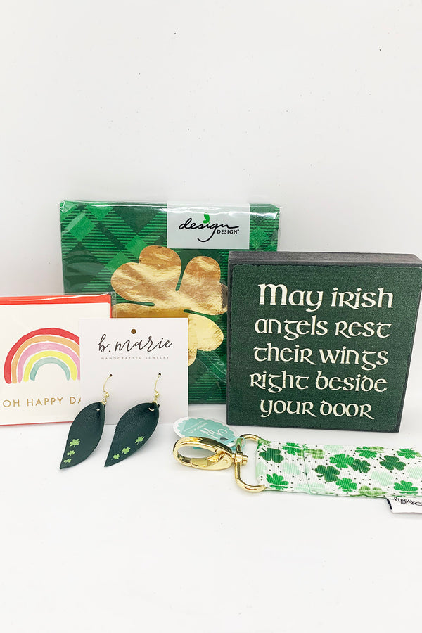 GIFT BAG - LUCK OF THE IRISH - $52.50 VALUE!