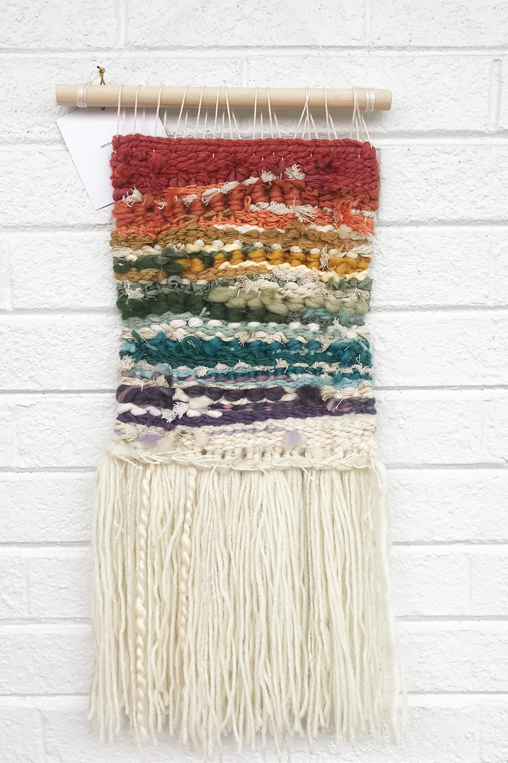 Woven Wall Hanging - The Barbee