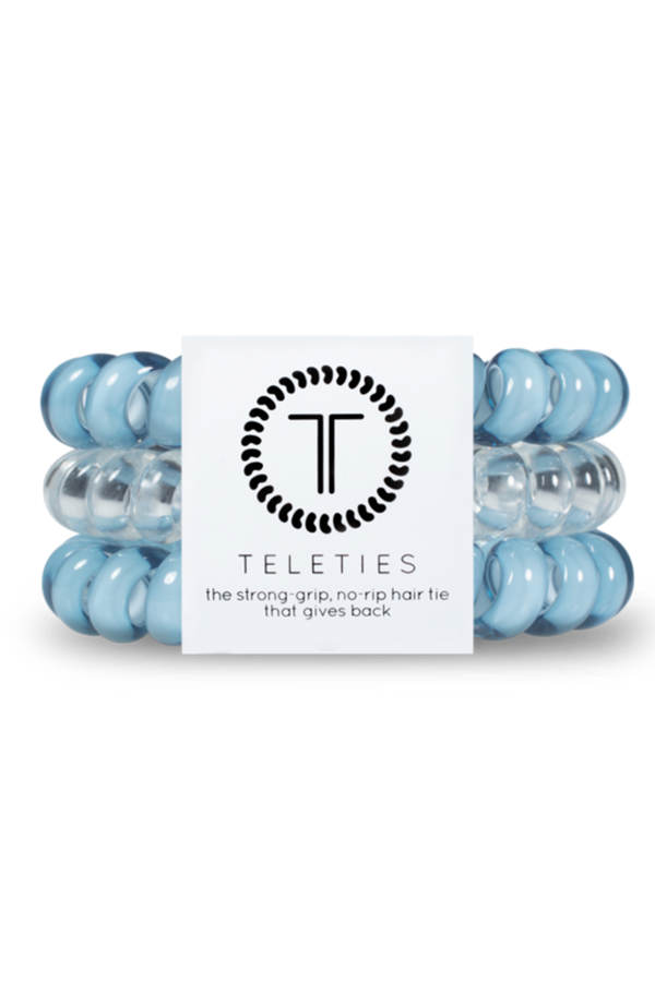 Teleties Hair Ties - Icebreaker