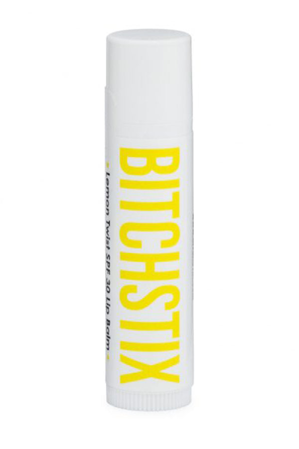Bitchstix SPF30 Lip Balm - Lemon Twist