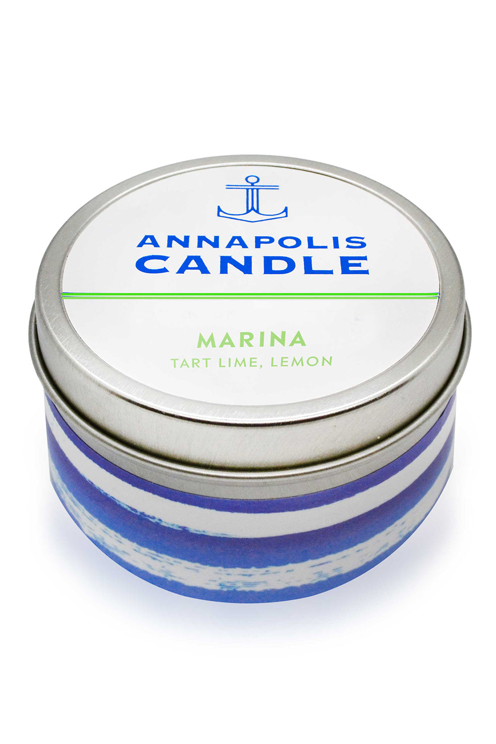 *NEW* Tin Annapolis Candle - Marina