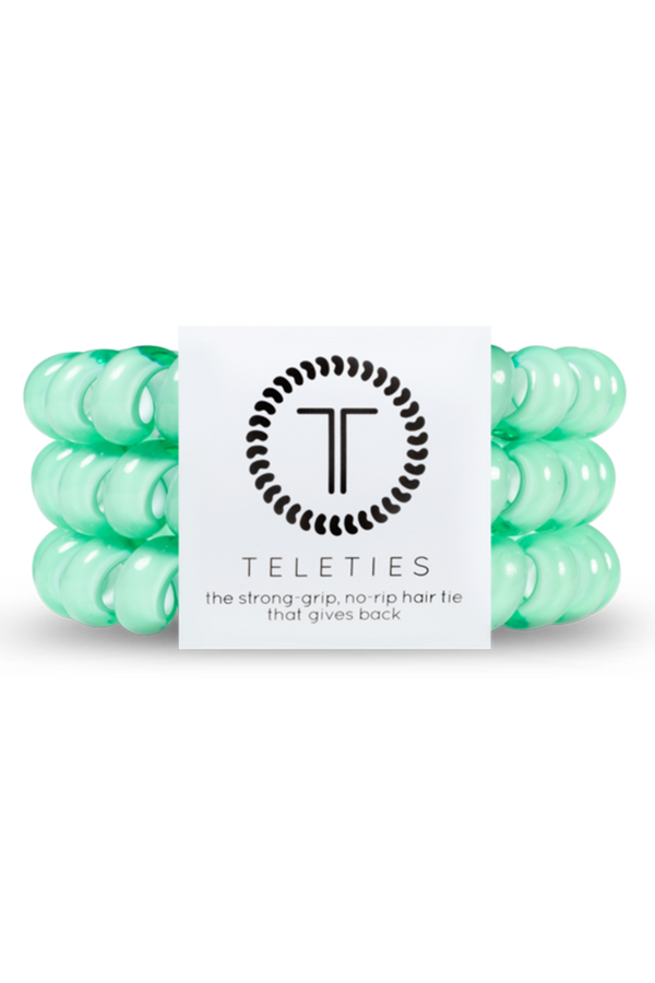 Teleties Hair Ties - Mint