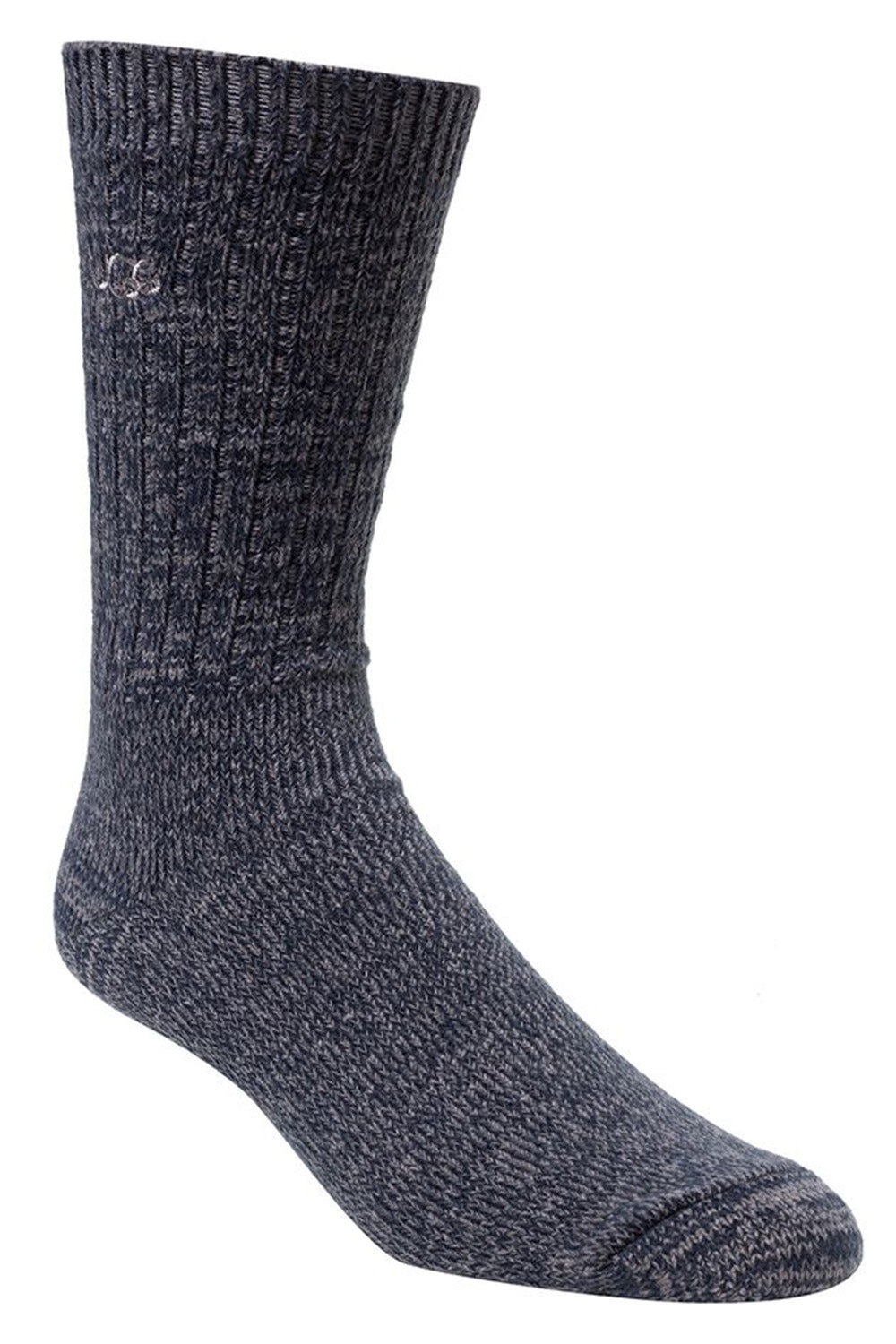 Men's Trey Rib Ugg Sock - Navy