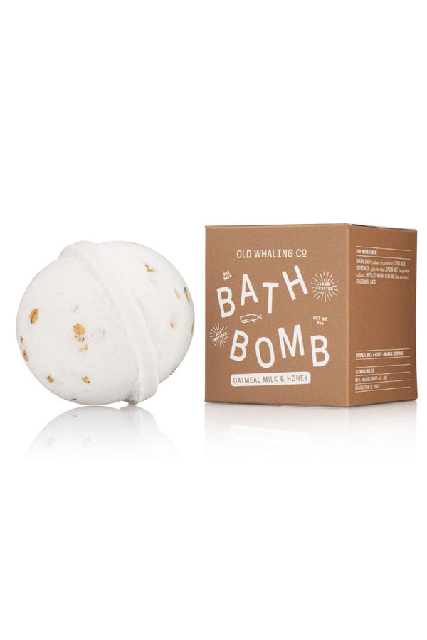 Boxed Bath Bomb - Oatmeal Milk Honey