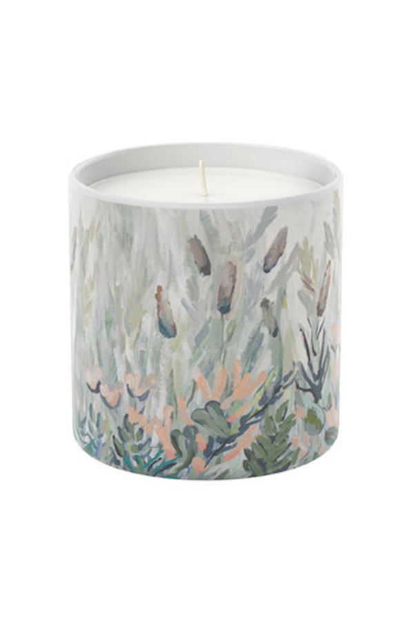 Kim Hovell + Annapolis Candle - Boxed Ocean Marsh