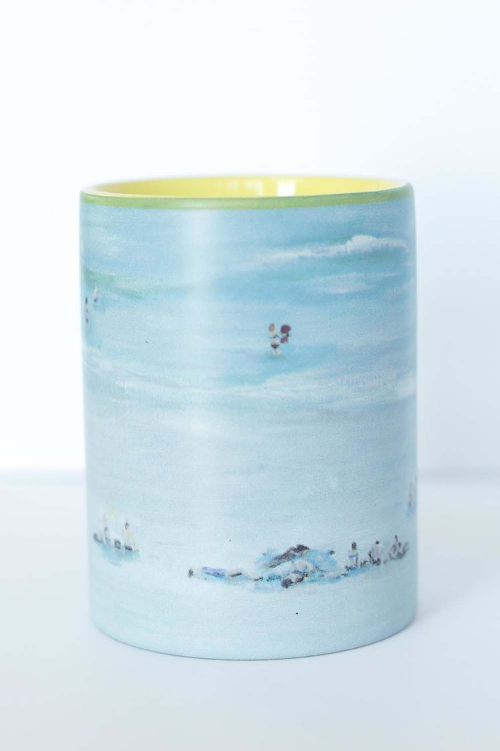 Kim Hovell + Annapolis Candle - Salty Shore