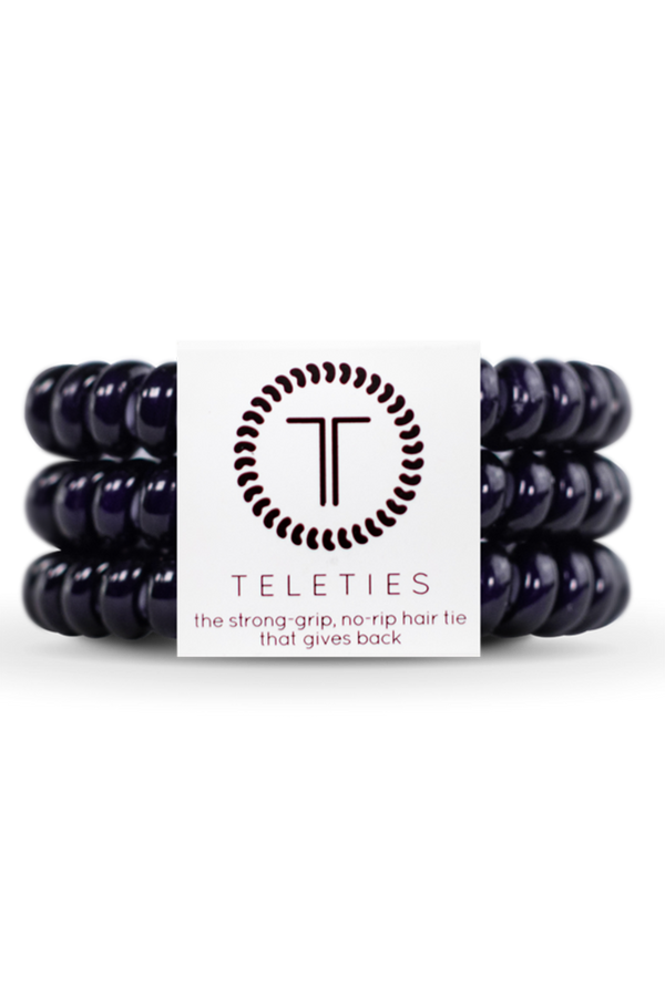 Teleties Hair Ties - Prussian Blue