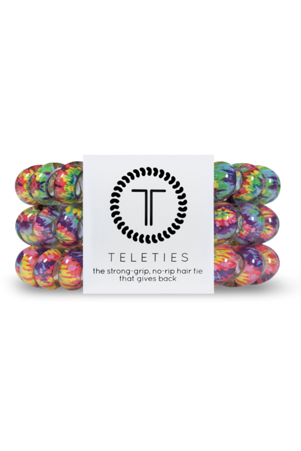 Teleties Hair Ties - Psychedelic