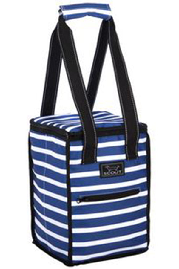 "Pleasure Chest Picnic Cooler - ""Nantucket Navy"" SS20"