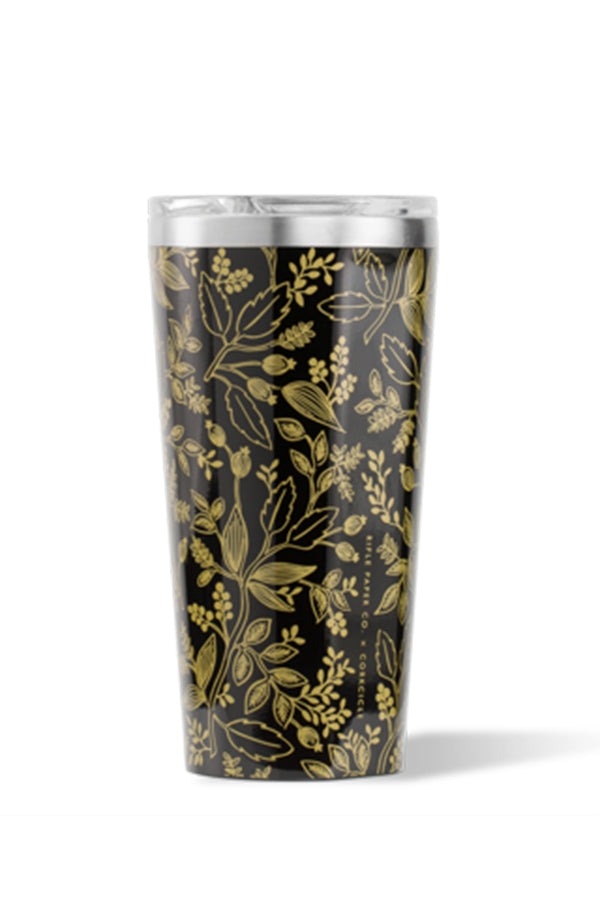 *Rifle Paper* Modern Corkcicle Tumbler - Queen Anne