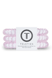 Teleties Hair Ties - Rose Water Pink