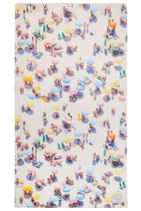 Gray Malin Beach Towel - Copacabana