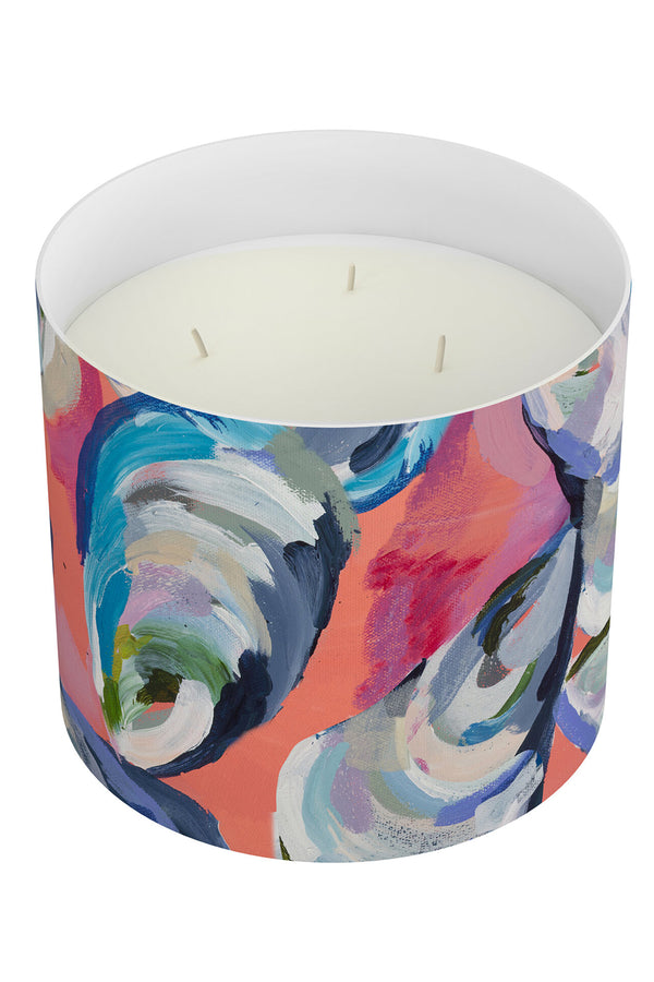 Kim Hovell + Annapolis Candle - 3 Wick Rose Waters