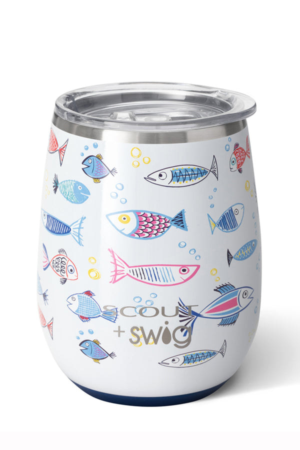 Modern Stemless Wine Tumbler SCOUT - Sofishticated