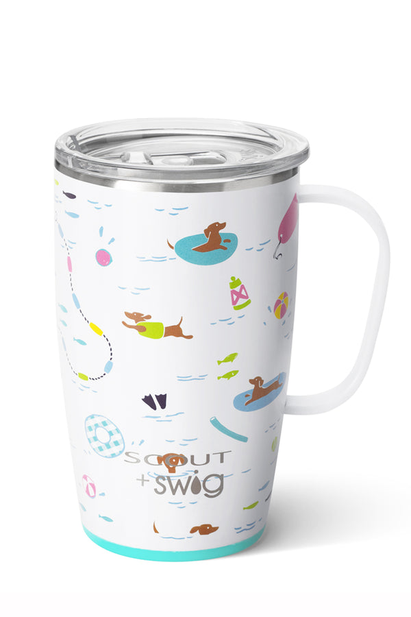 Modern Coffee Mug SCOUT - Float Couture