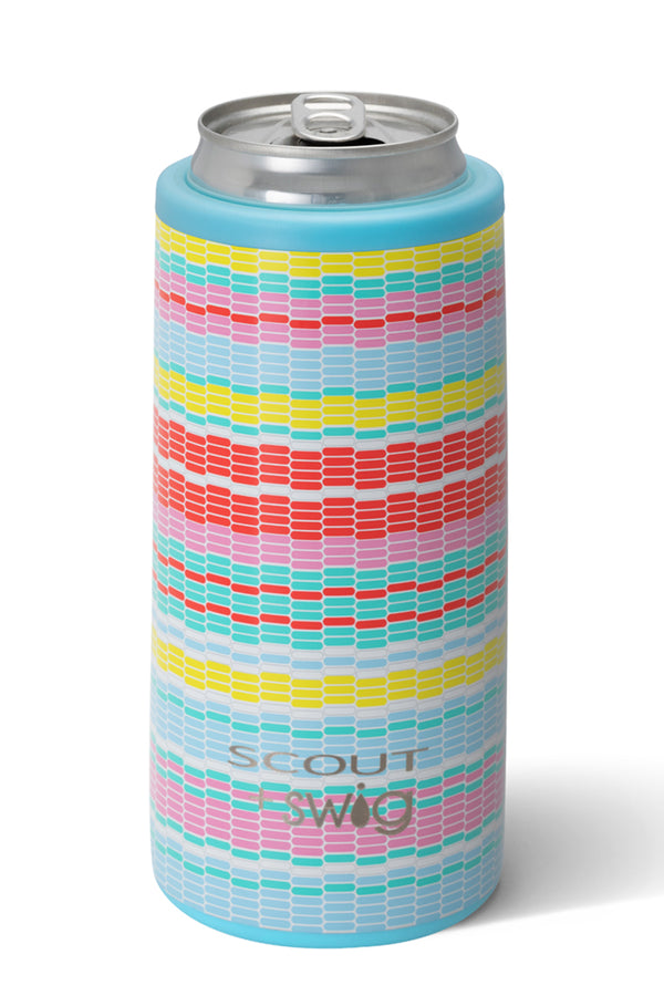 Skinny Can Cooler SCOUT - Good Vibrations