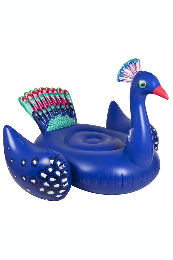 Pool Float - Ride On Peacock