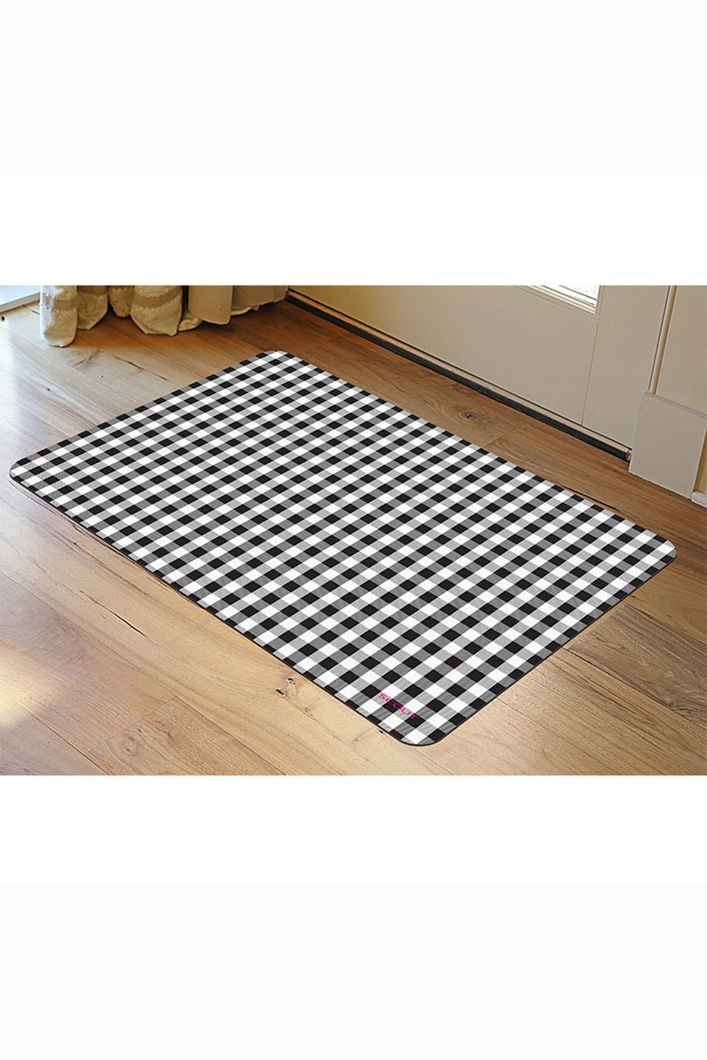"SCOUT Floor Mat - ""David Checkham"""
