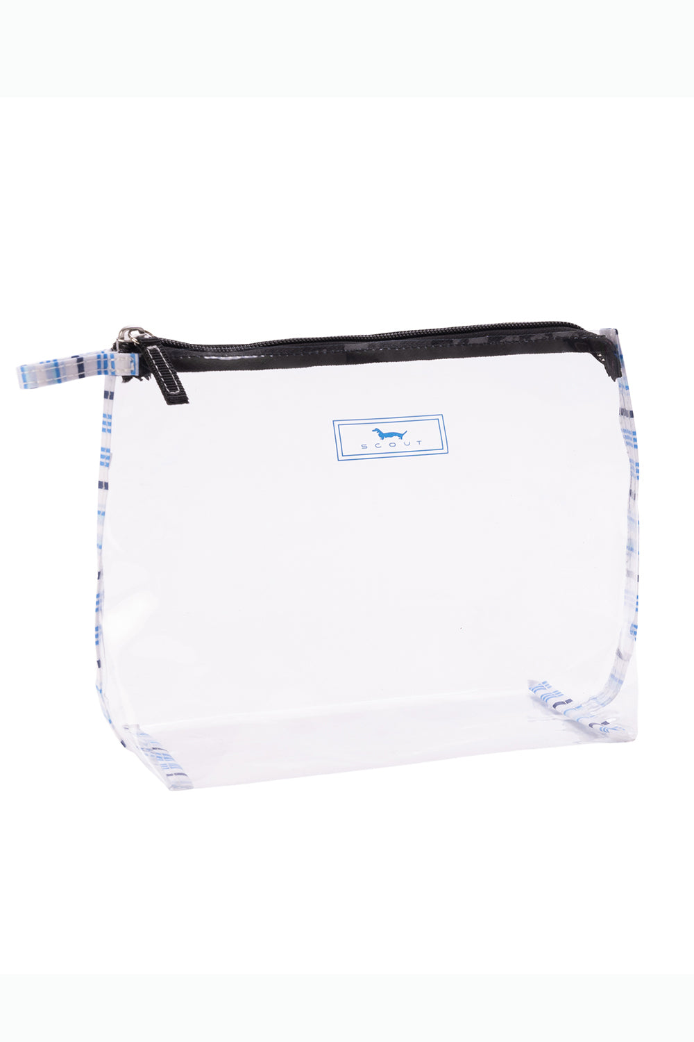 "In The Clear Cosmetic Bag - ""Out of the Blue"" SS20"